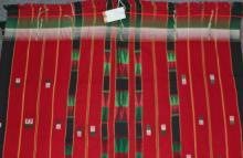 Nagaland Cloth : Authentic Naga Tankhul Man's Body Cloth/Woman's Skirt #647