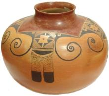 February Vintage Native American Pottery & Basket Sale