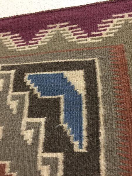 Native American Rug Navajo Rug Weaving Ca 1950 S 500