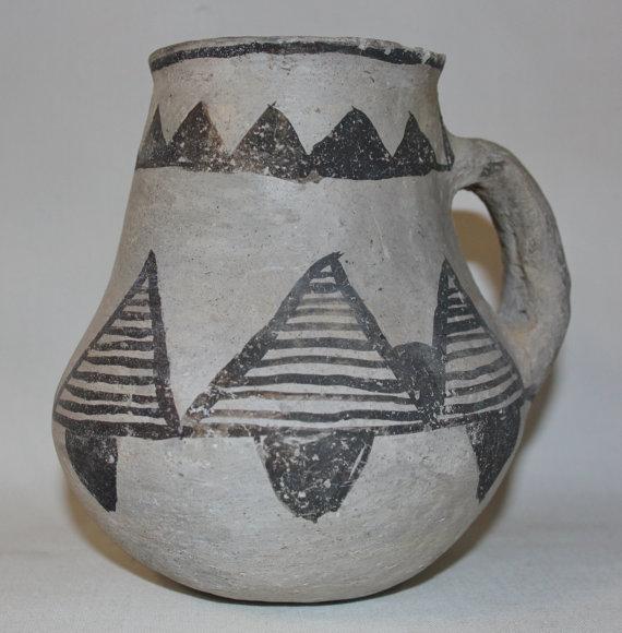 Antique Pitcher : Fantastic Anasazi Mancos Pitcher CA 800-1200 A.D. #436