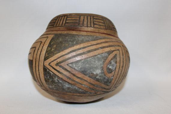 Mexico : Prehistoric Casas Grande Pottery Jar in Very Good as Found Condition #128