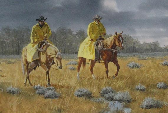 Original Painting : Ron Stewart,