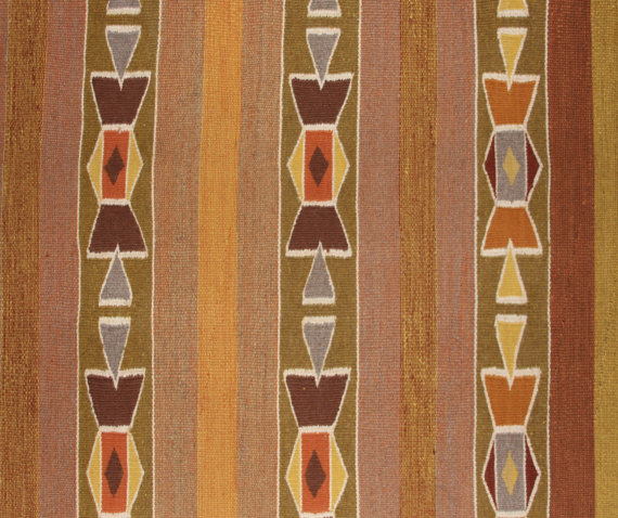 Vegetable Dye Rug : Extraordinary Vegetable Dyed Navajo Rug by Betty Begay #401