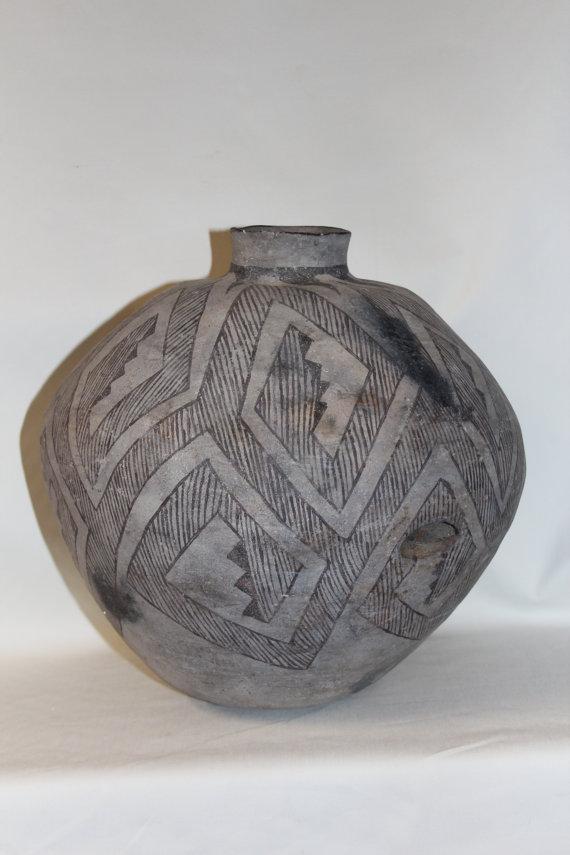 Anasazi : Excellent Anasazi Olla, ca 1100-1200 AD #24