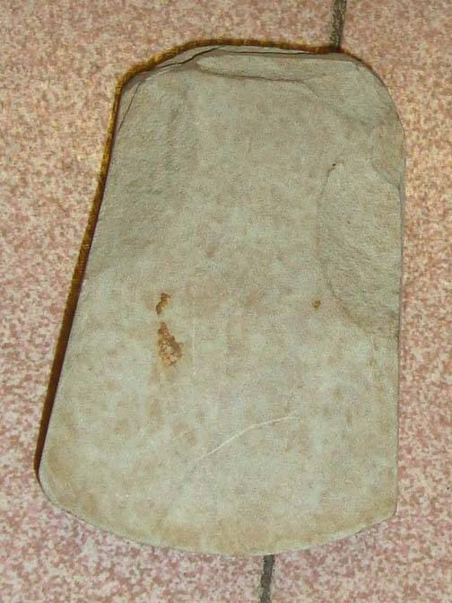 Neolithic : Neolithic Stone Adze Blade, From Northern Viet Nam, Phung Nguyen Period (2500 BC to 1500BC) #397