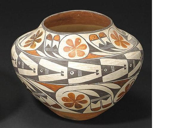 Historic : Acoma Polychrom Jar #192