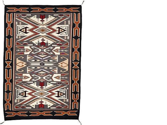 Navajo Rug : Teec Nos Pos #195
