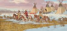 Indian Painting : Ron Stewart,