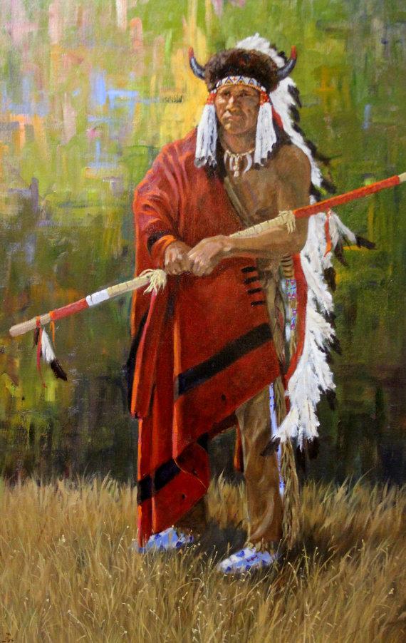 Western Artist, Ron Stewart,