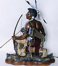 Bronze Sculpture,