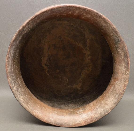 Historic Tohono O'odham (Popago) Pottery Olla, Ca 1920-30*s, #953