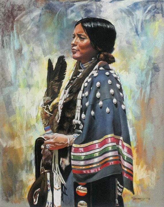 Western Artist, Bill Lundquist,