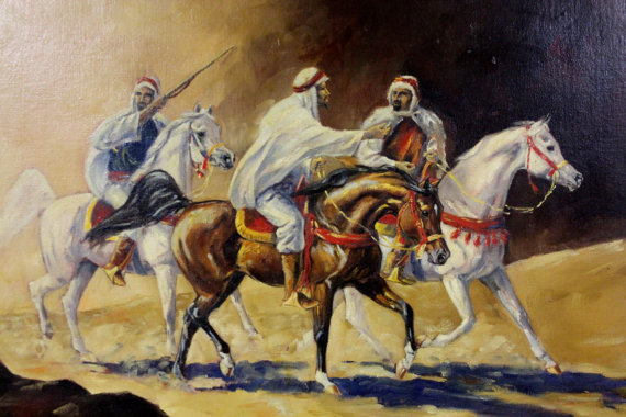 Ron Stewart: Western Artist, Oil Painting,