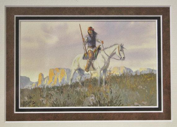 Ron Stewart: Western Artist, Ron Stewart