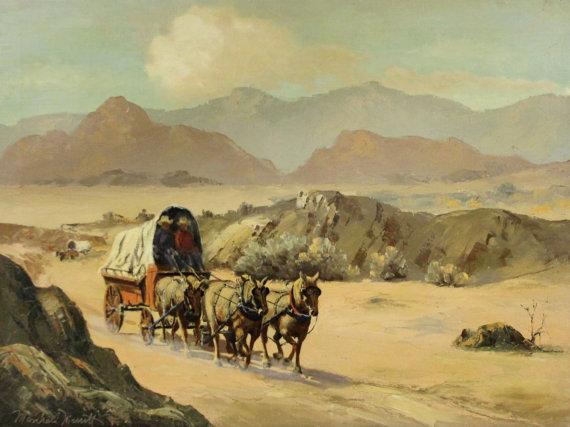 Marshall Merritt: Western Artist,