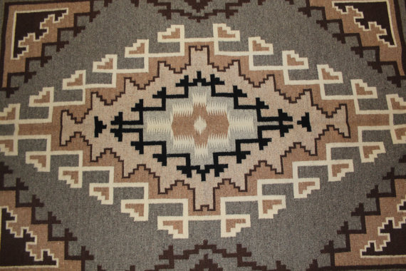 Navajo Weaving : Native American Intricate Navajo Weaving, by Maggie Elthe #92