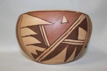 Hopi Bowl : Native American Hopi Pottery Bowl, by Katherine Collateta