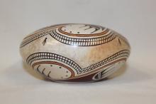 Hopi : Exceptional Native American Hopi Pottery Jar, by Tyra Naha