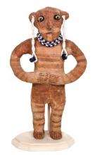 """Native American Mohave Doll by Betty Barrrackman """"Norge"""" 1960's-1970's"""