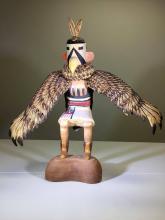 Native American, Kachina, Titled