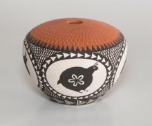 Acoma Pottery by Adrienne Roy Keene, 1994