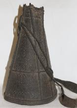 Woven Basket : Authentic Naga Khiamungan Woven Cane Accessory Basket