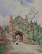 Thomas Bushby (1861-1918) A view of Prior Slee's, Thomas Bushby, Click for value