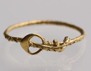 Medieval Belt Ring