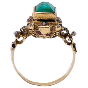 Renaissance Revival Ring