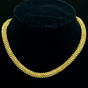 Multi Diamond Necklace