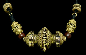 Antique Gujarati Dowery Necklace