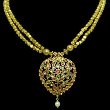 Antique Rajasthan Mughal style Necklace