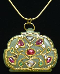 Holdali Jade Pendant