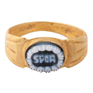 Roman Ring with