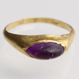 Late Roman Gemstone Ring