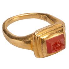 Islamic Intaglio Ring