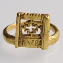 Late Roman Key Ring