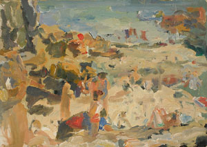 John Harvey - Summer Cove, West Cornwall