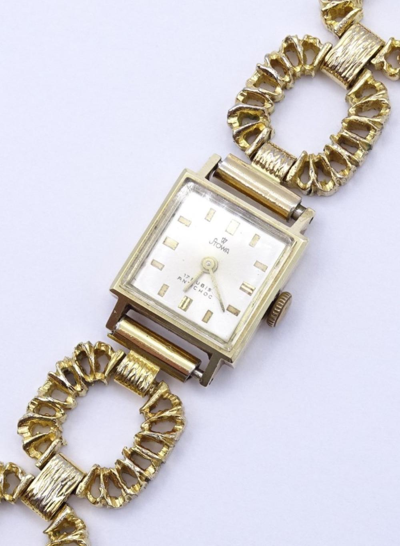"""Damen Armbanduhr """"Stowa"""",GG Gehäuse 0.585"""