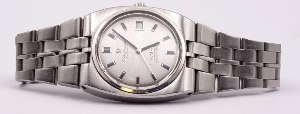 """Herren Armbanduhr """"Omega"""" Mod.Constellation,Chronometer,Cal.1001"""