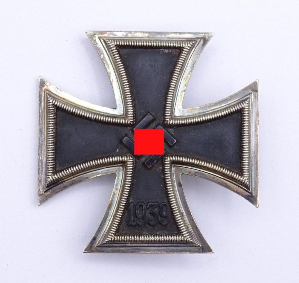 Eisernes Kreuz 1.Klasse, 2.WK