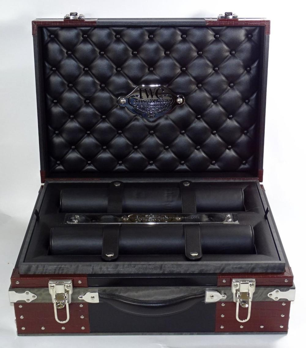 "IWC (Präsentationskoffer) ""IWC Vintage Collection Jubilee Edition 1868-2008"""