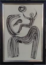 Hanns Joachim KLUG (1928-2013), 1995, modernes Gemälde