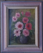 "Fedor SZERBAKOW (1911-2009) ""Blumen in Vase"""