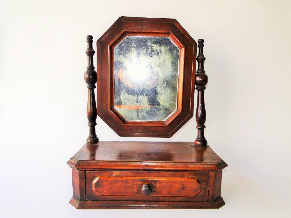 WILLIAM AND MARY DRESSING MIRROR