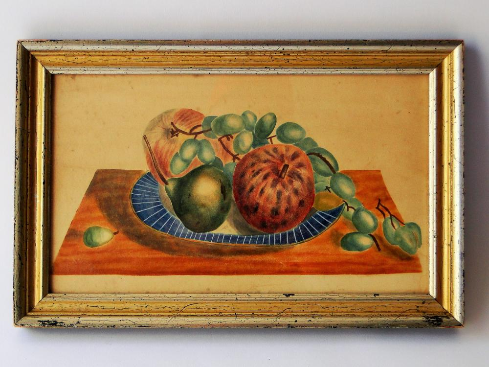 C 1820 THEOREM OF FRUIT