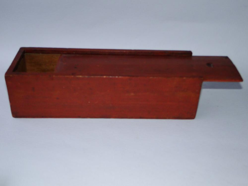 19TH SLIDE LID CANDLE BOX