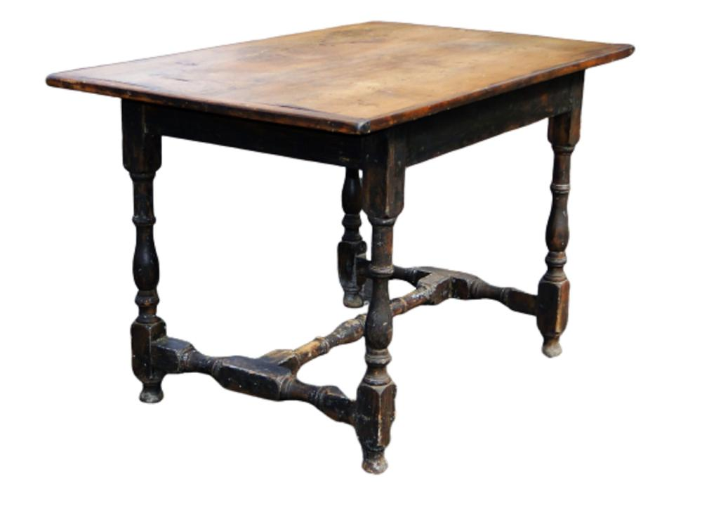 PRIMITIVE TAVERN TABLE