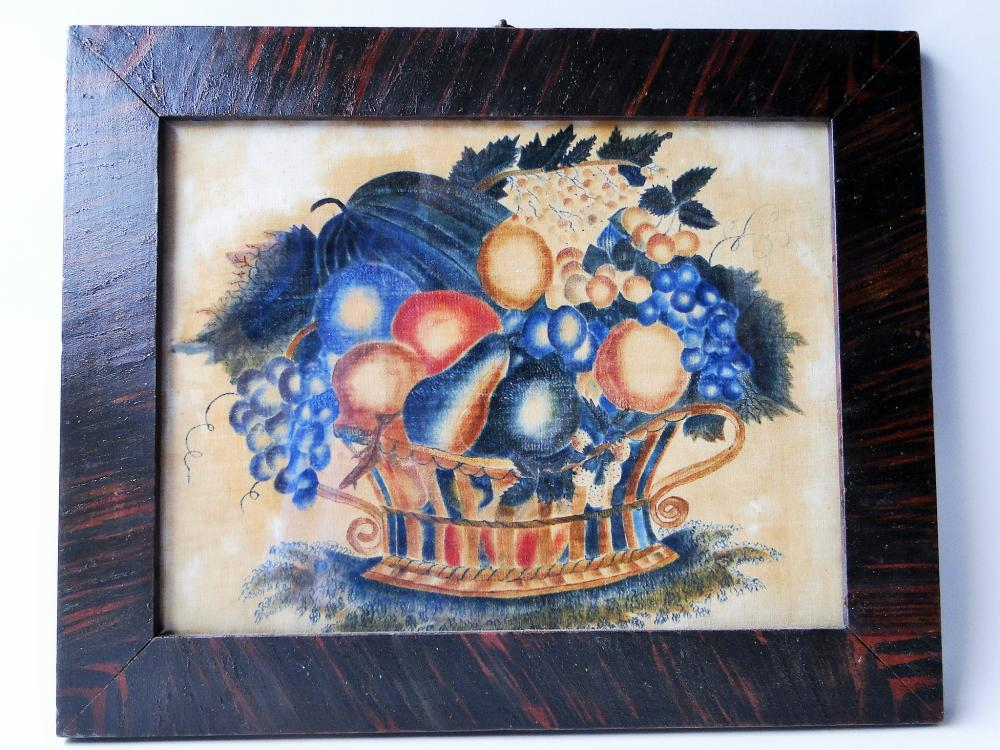 C 1820 THEOREM  BASKET OF FRUIT
