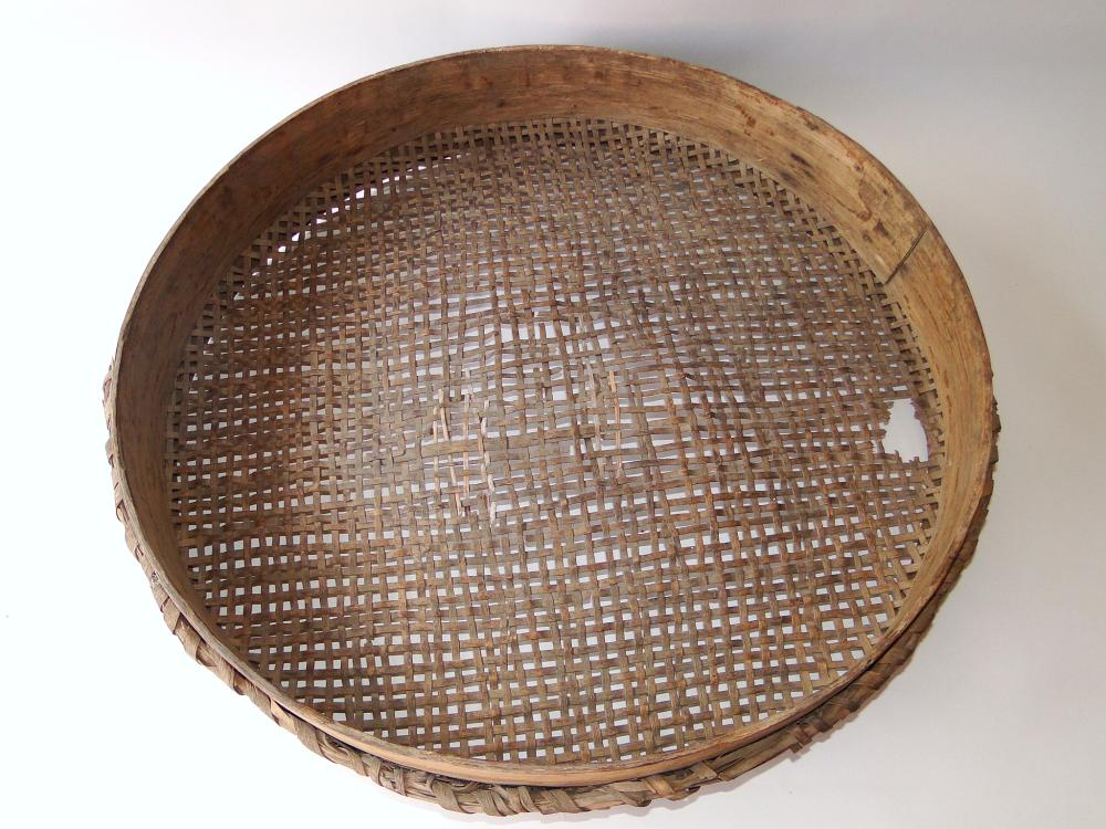 Lot 99: NATIVE AMERICAN SIEVE